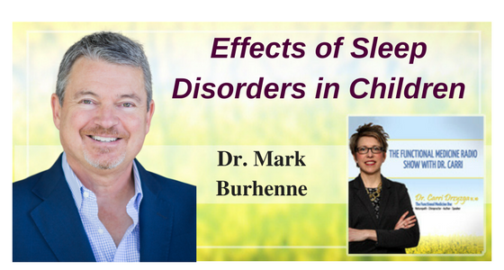 Effects of Sleep Disorders in Children