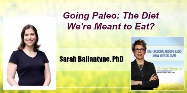 Going Paleo with Sarah Ballantyne
