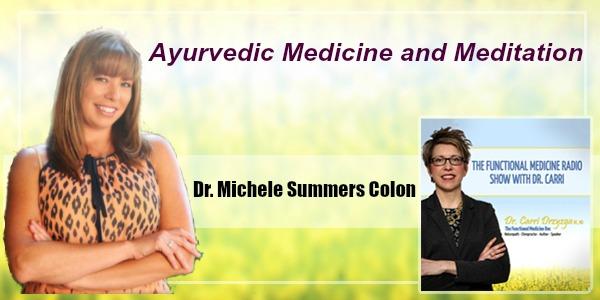 Ayurvedic Medicine And Meditation