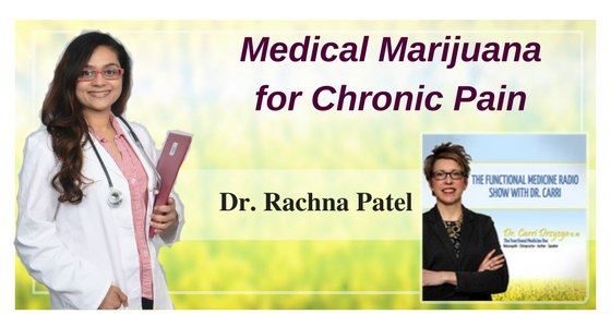 Medical Marijuana for Chronic Pain