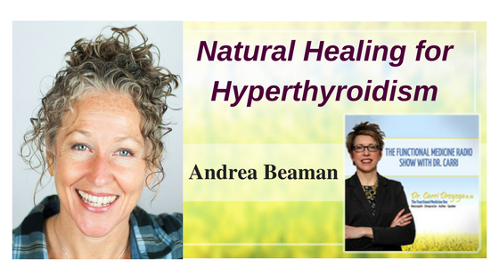 Natural Healing for Hyperthyroidism