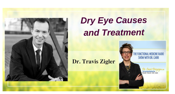 Dry eye causes and treatment
